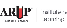 ARUP Laboratories Institute for Learning Logo